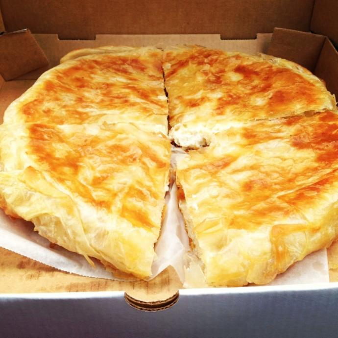 What do you think of burek?