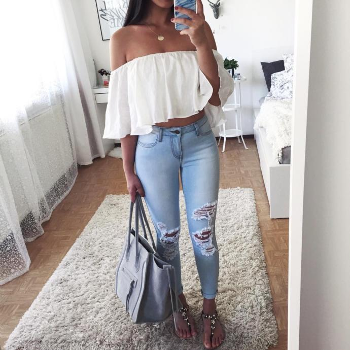 Guys, what's your favorite women's fashion style?