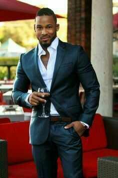 I love dapper men.?