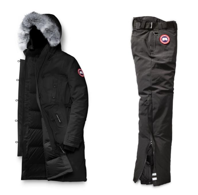 Is it worth buying matching pants for my Canada Goose parka?