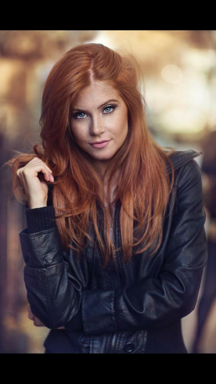 Should I dye my hair this color?