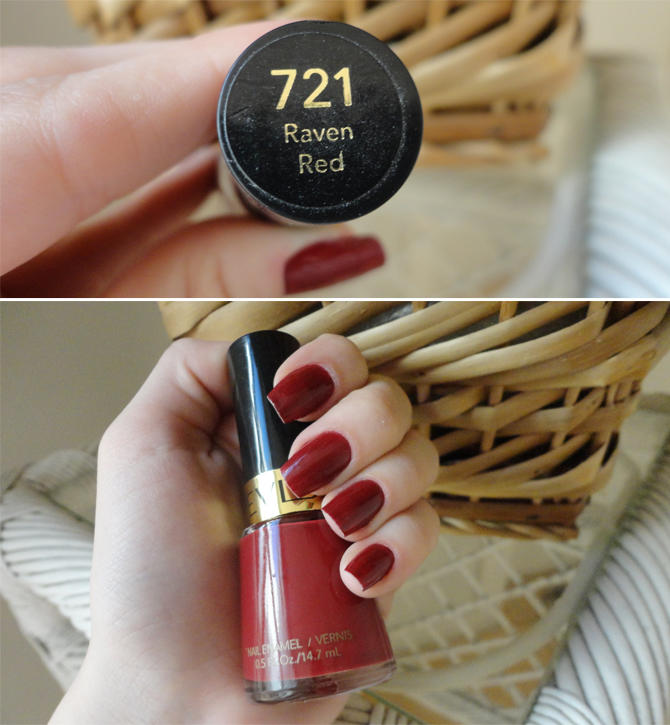 What is your favorite nail polish color?