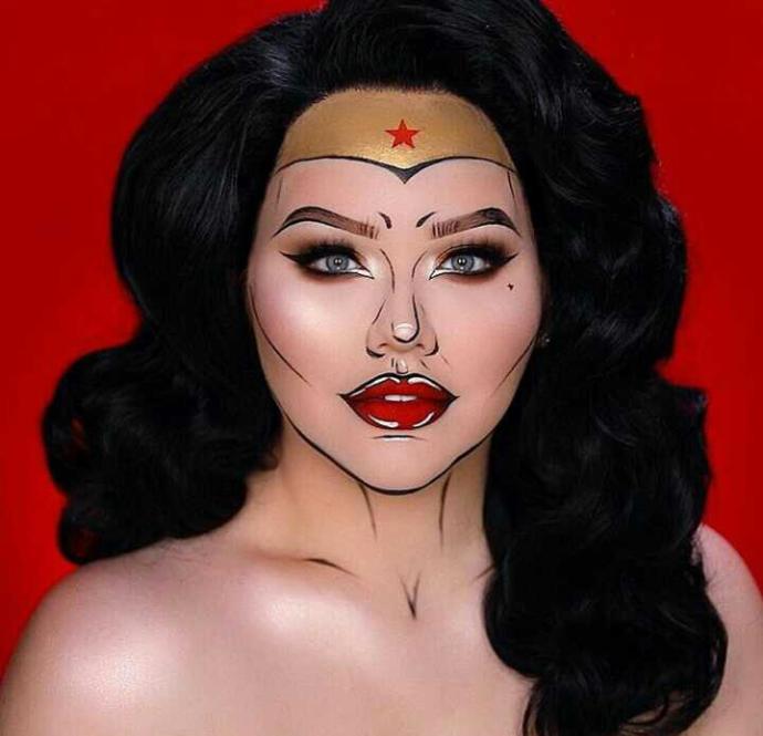 Halloween makeup??