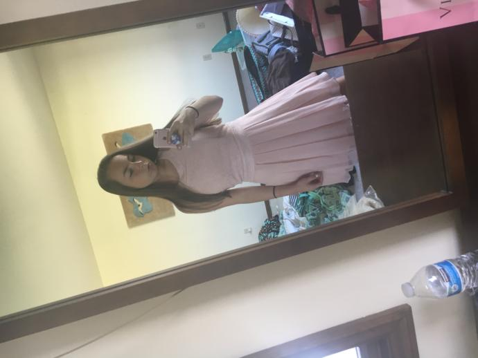 Which hoco dress?