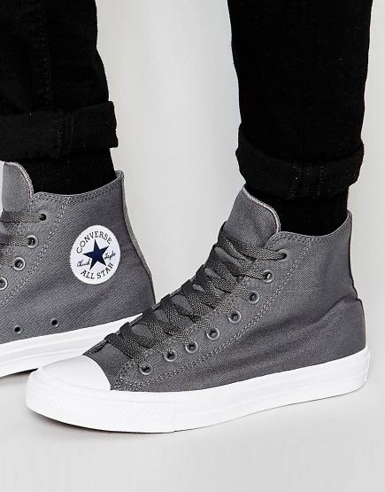What's the most stylish color of Chuck Taylor's?