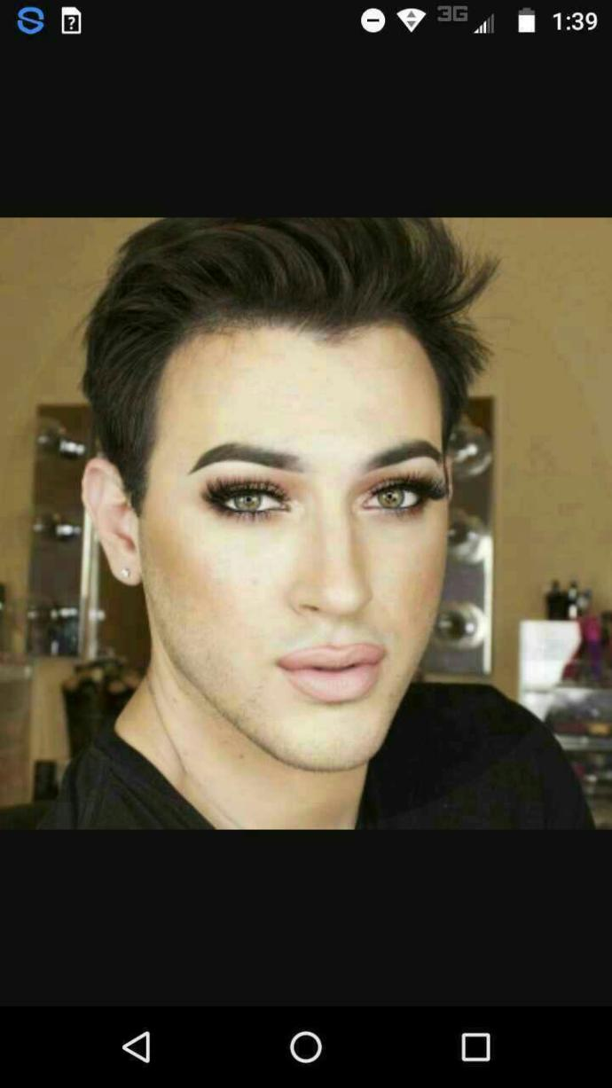 How do you feel about guys/boys wearing makeup?