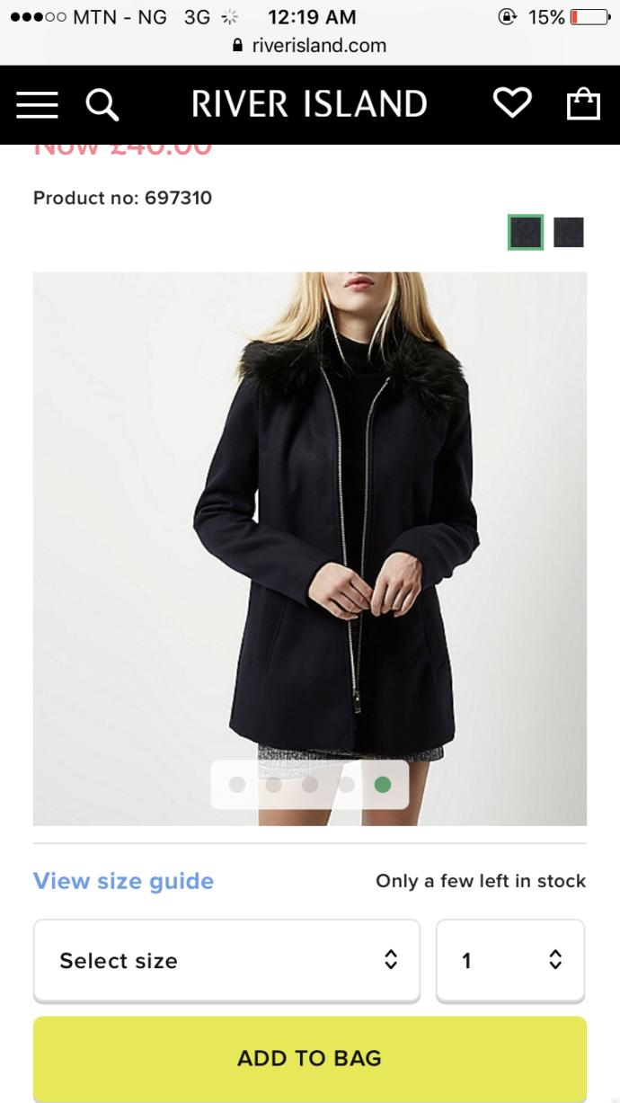 What do you think of this coat?