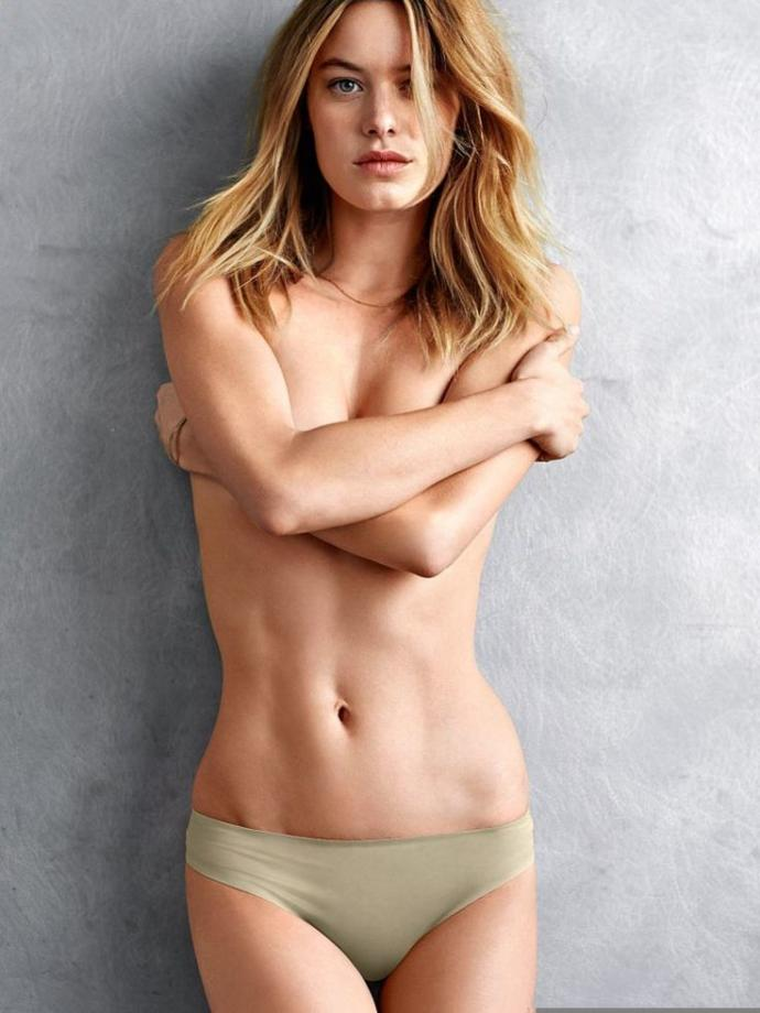 Guys, Do you like this kind of body on women?