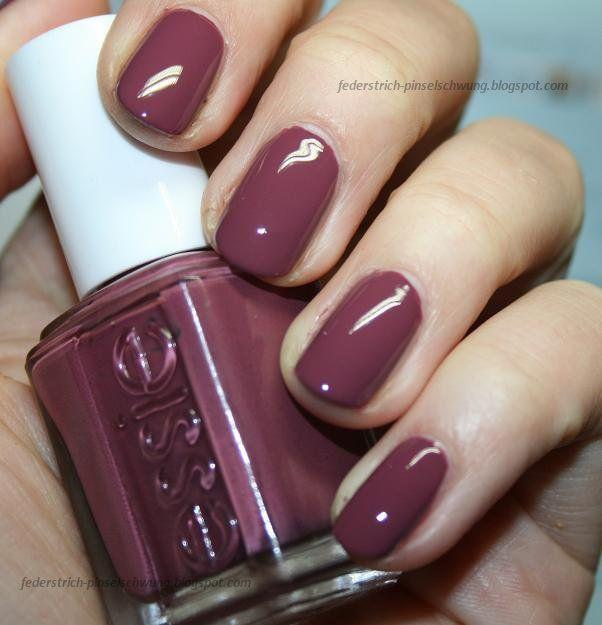 Which mauve nail polish colors look best?