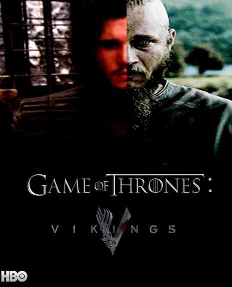 Game Of Thrones vs Vikings?