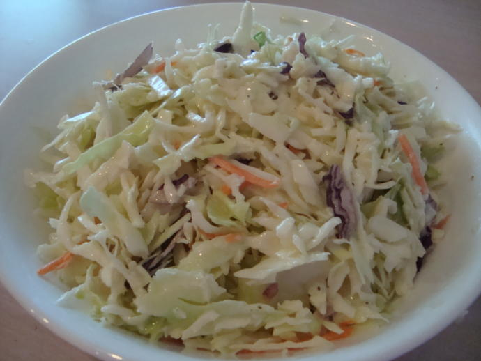 Do you like coleslaw ?