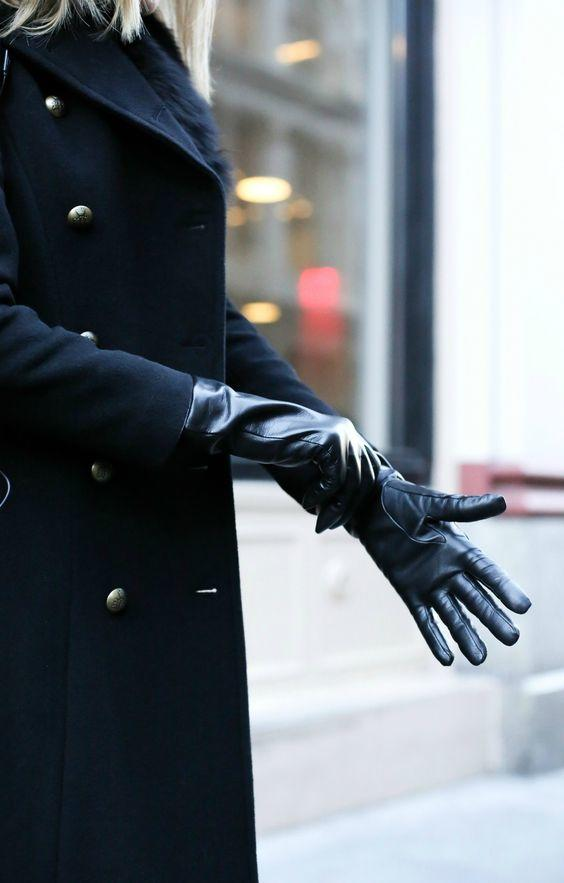 What do you think about wearing gloves when the temp is in the 50s?