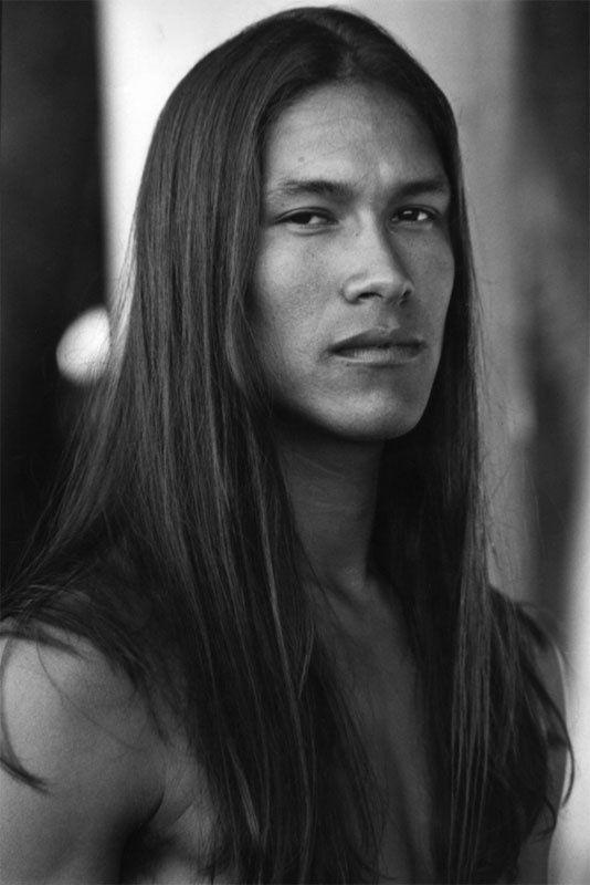 Black Girls, do you find Native American men attractive?