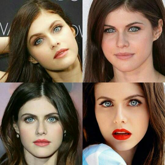 who is the most beautiful?(your opinion)?