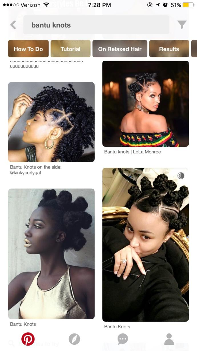 Is my black hairstyle bad?