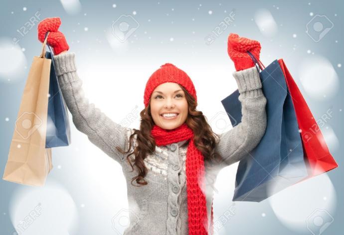 Who's ready to do some winter shopping already?