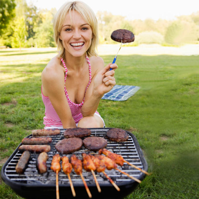 Guys, would you find a woman who likes Grilling attractive ?
