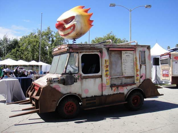 When you hear the jingles of an Ice Cream Truck outside, what are you thinking?