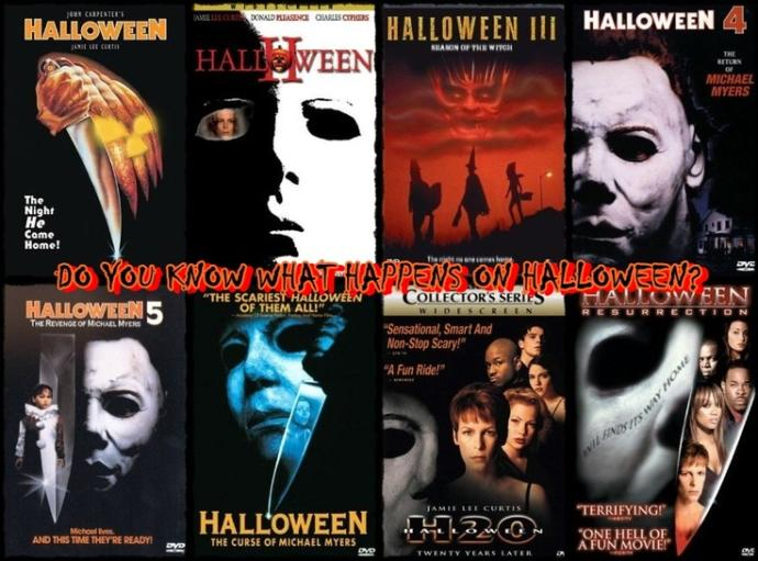 Which Halloween film series is the best? - GirlsAskGuys