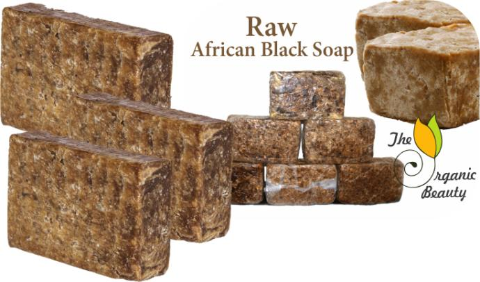 Have you tried raw African black soap?