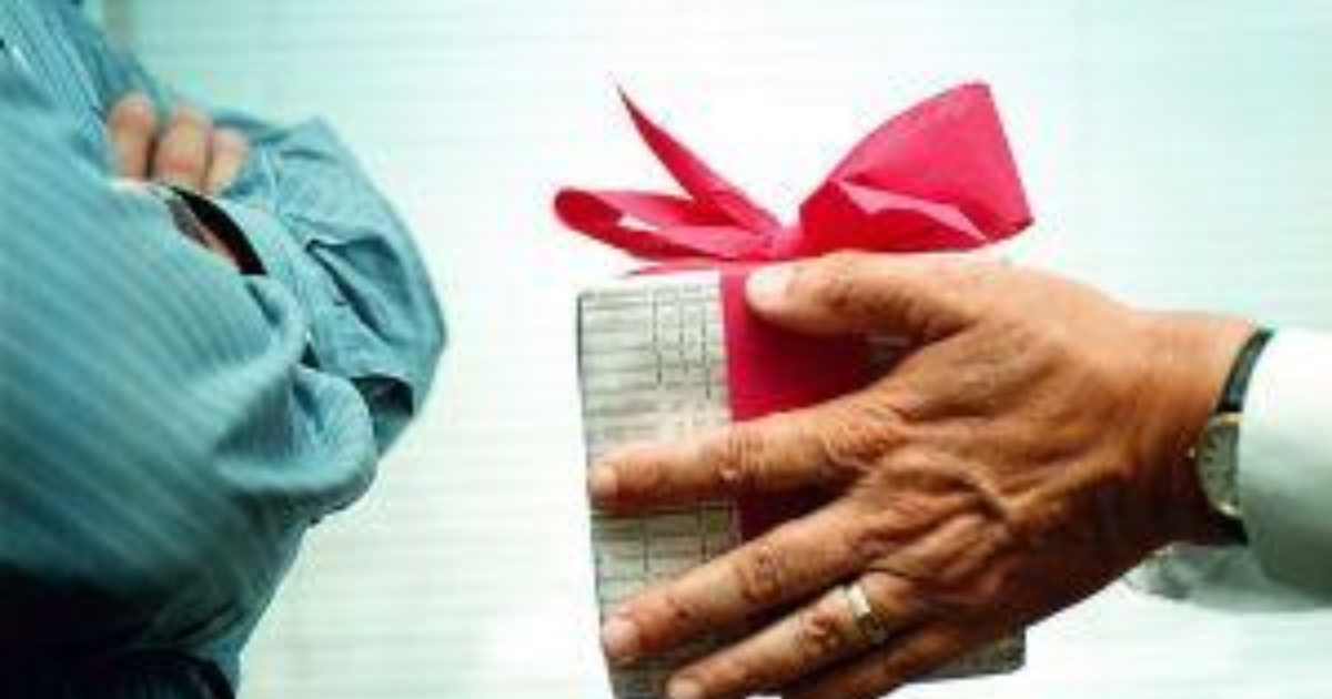 bribes vs gifts in business management When does a gift become a bribe  small gifts to personal assistants of business prospects just to  the department of management & organisation, nus business.