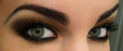 which is your eye color :) ?
