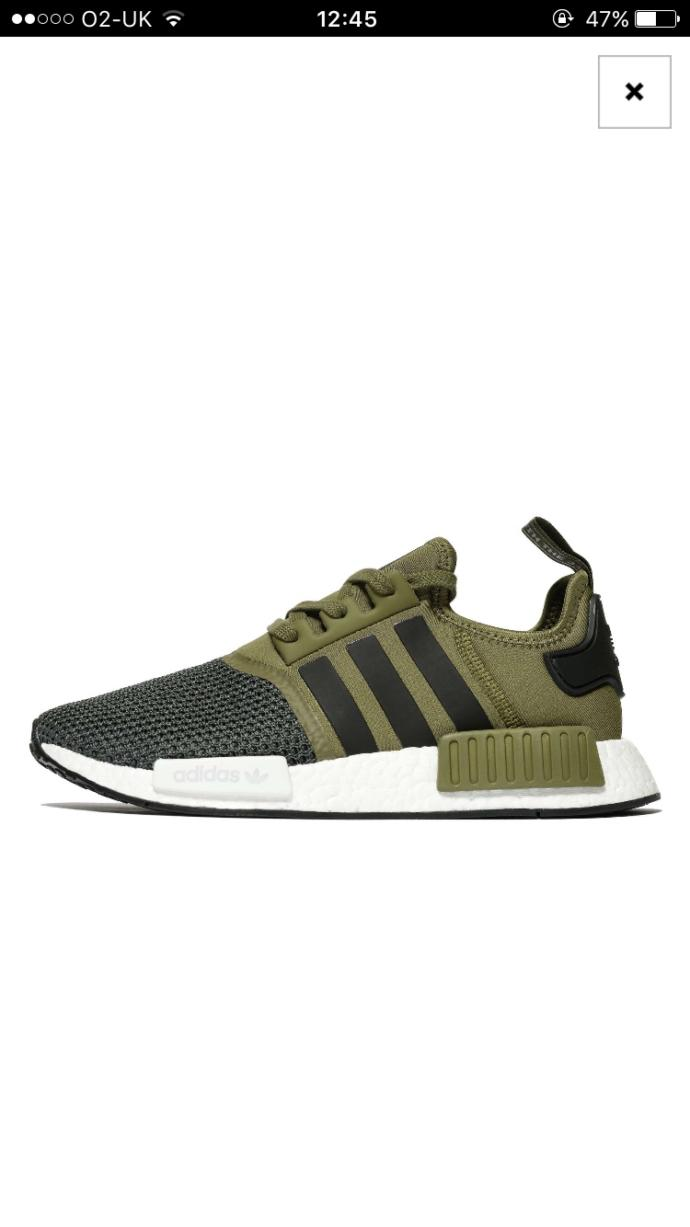 What coloured joggers/tracksuit could I wear with these Adidas NMD R1's?