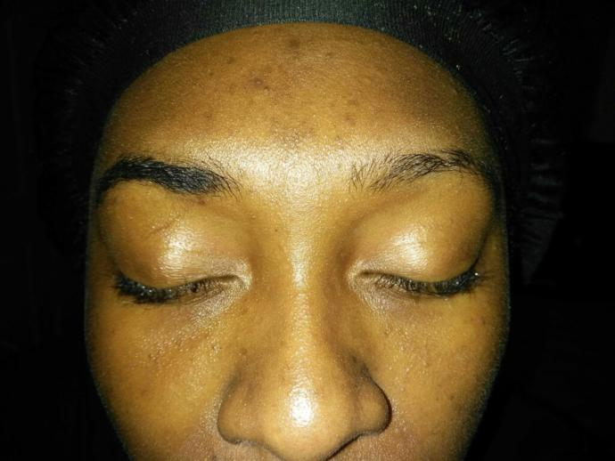 How can i fill in my eyebrows??