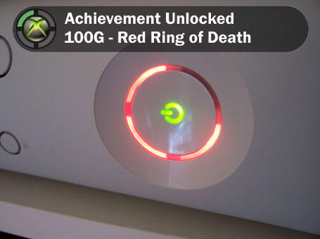 For those that had an XBOX 360, did you ever have the dreaded 'Red Ring of Death'?