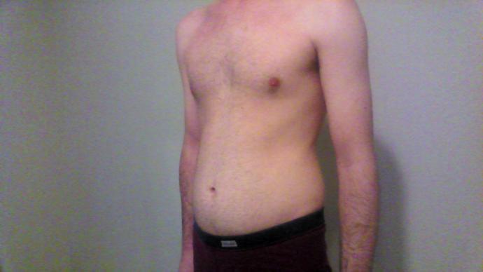do i look fatter or just older?