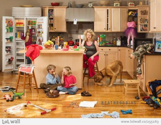 Guys, how do you feel about stay at home moms?