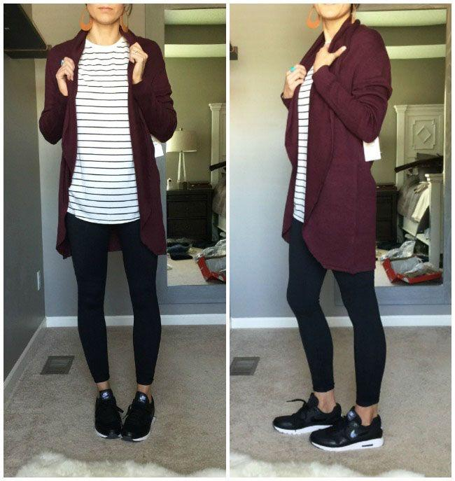 Which of these 2 outfits do you think would make you look more attractive to a guy?