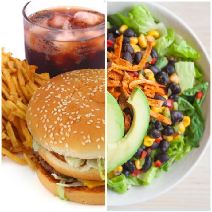 Do you watch what you eat?