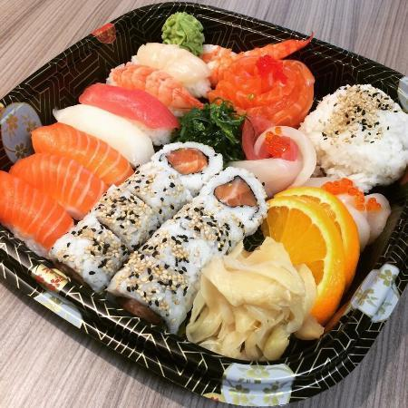 Are you a Sushi lover?