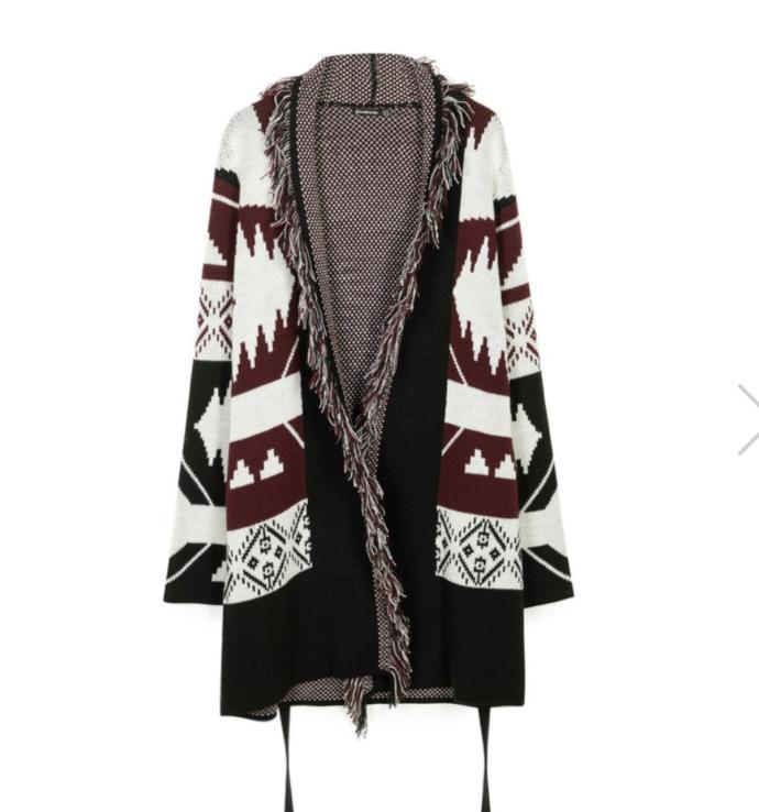 Guys do you like this tribal jacket?