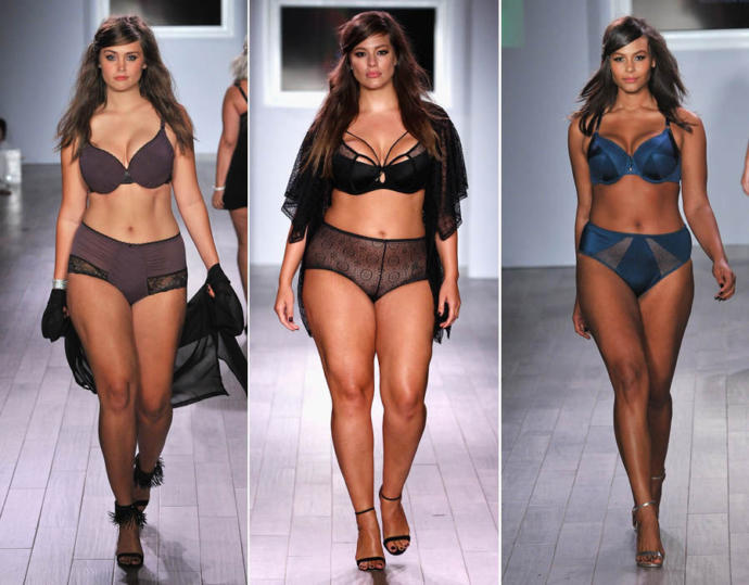 Do you think they Victorias Secret fashion show should include more bodytypes?