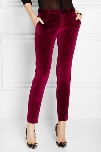 Is velvet clothing too feminine for a man to wear?