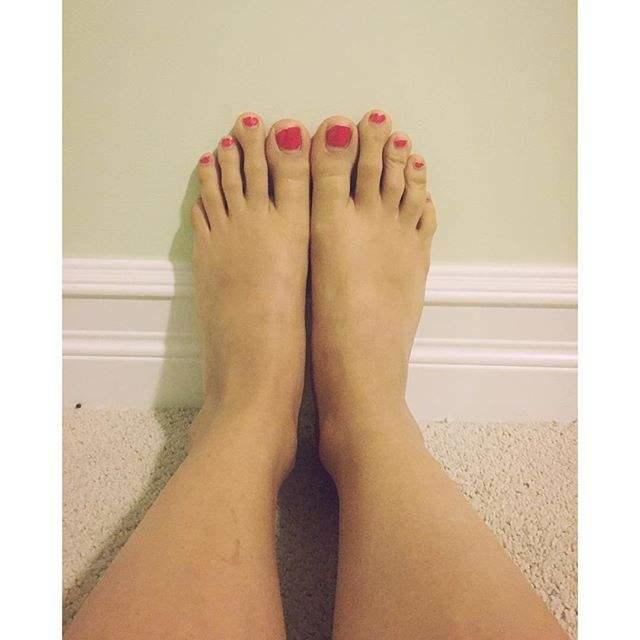 Anyone Else Have Really Long Toes?