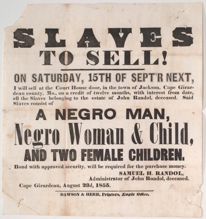 Should everything named in honor of people who were slave owners be renamed?