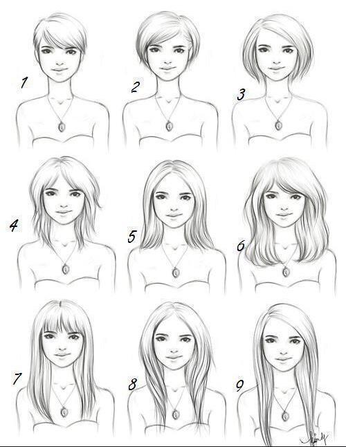 What Kind of hair do you preferred.?