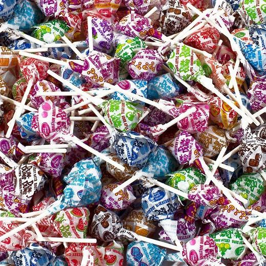 Do you still like lollipops preferably Dum Dum pops?