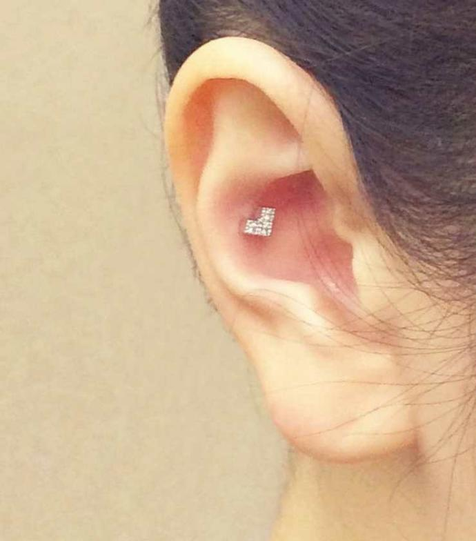 is the conch piercing cute, yay or nay??