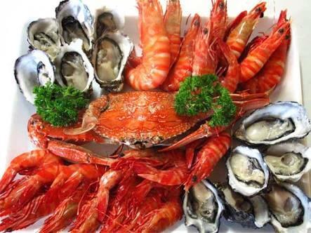 Do you like seafood ?