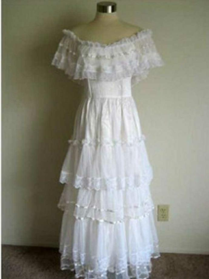Would you be in favor of vintage gunne sax inspired clothing coming into style??