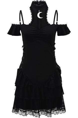 DO you like this black dress I found online?