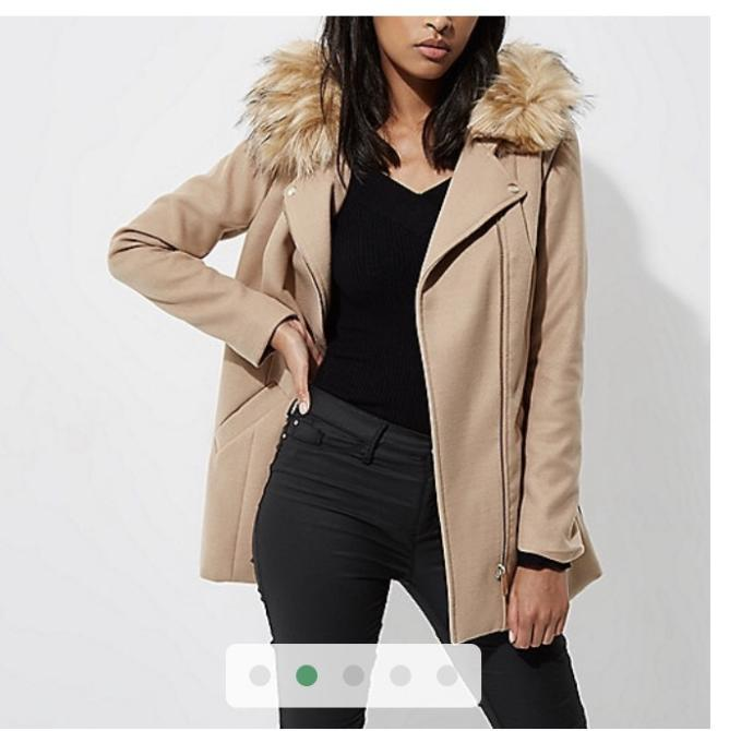 Which coat is nicer?
