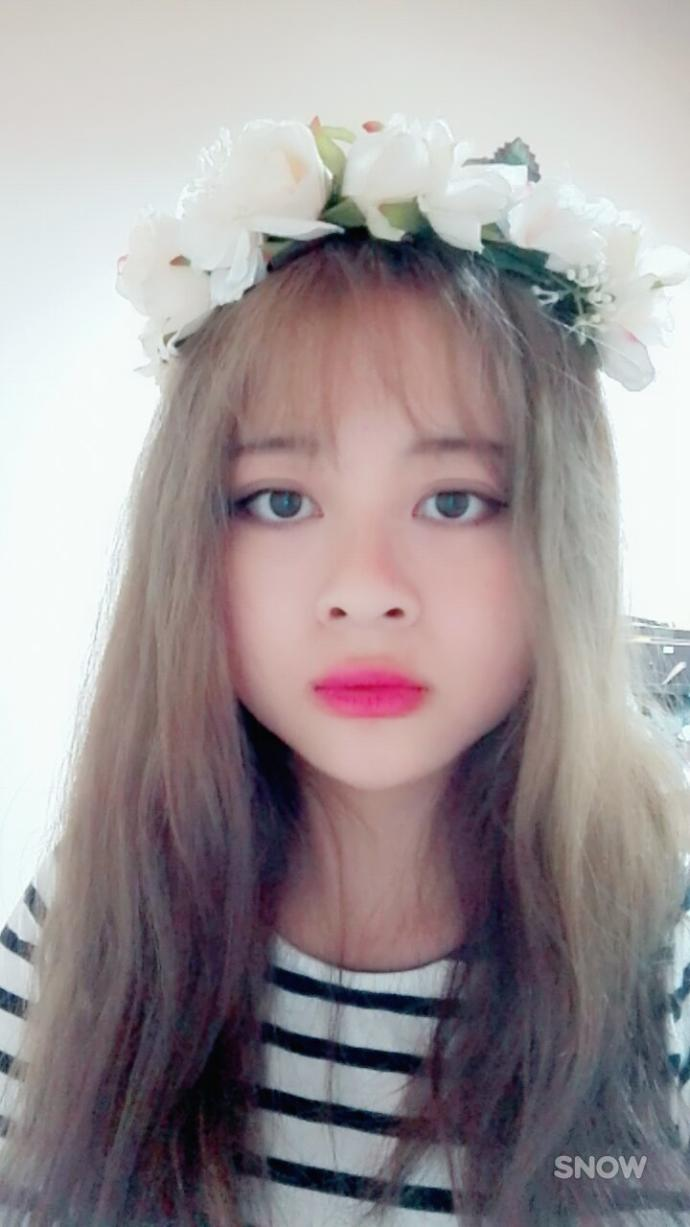 How is her face, what do you think abou it? Is her korean or japanese?