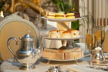 Do you ever actually have afternoon tea?
