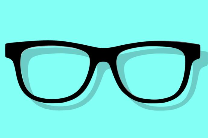 Are glasses attractive to you?