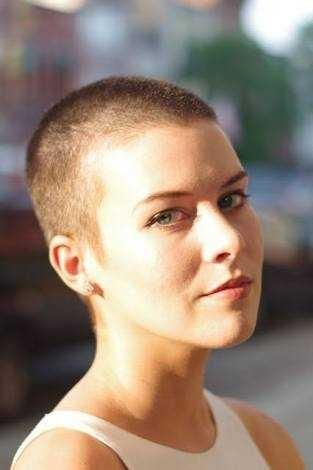 What do you think of buzz cut for females ??